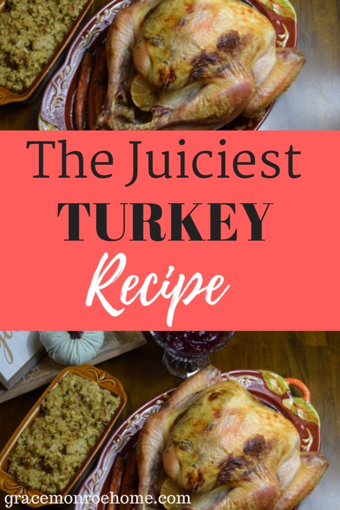 How to Brine a Turkey to Make the Juiciest Turkey You Have Ever Tasted!