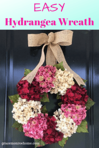 How To Make an Easy Wreath