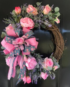 Luxury Spring Wreath
