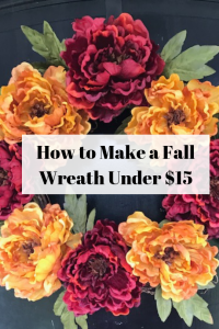 Easy DIY Fall Wreath to Make