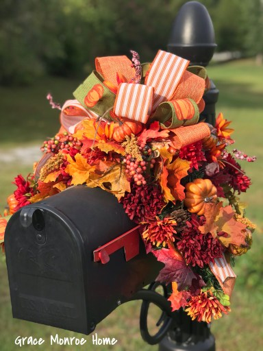 How to Make a Mailbox Swag