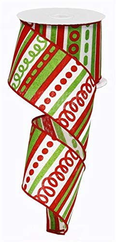 Best Ribbon for Holiday Bow Making - Bows, Ribbon, Wreaths