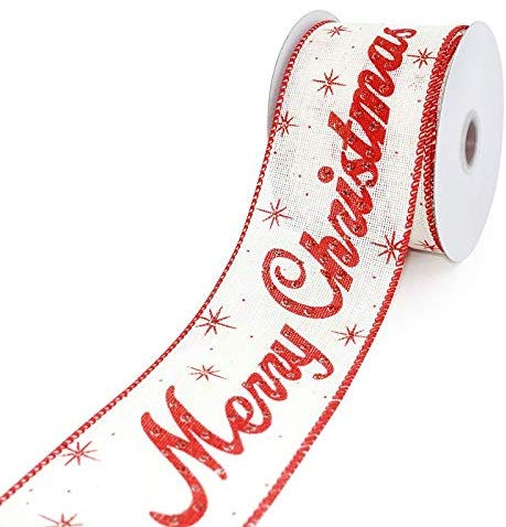 Ribbon for Christmas Decorating - Bows, Ribbon, Wreaths, Christmas Trees and Swags