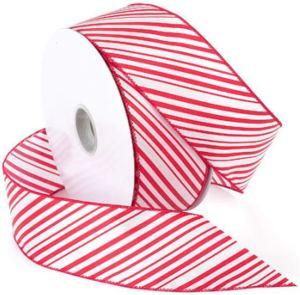 Candy Striped Ribbon