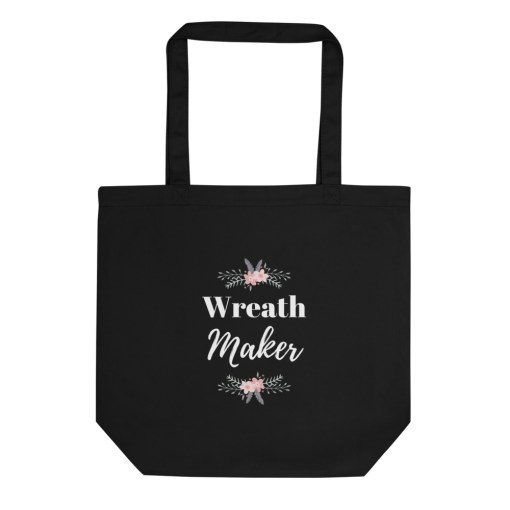 Wreath Maker Tote