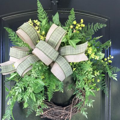 Greenery Wreath