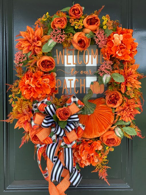Fall Wreath for Sale