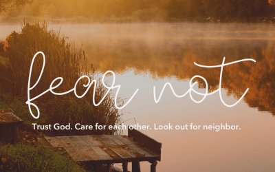 Changes at Grace in Response to the Current Health Climate