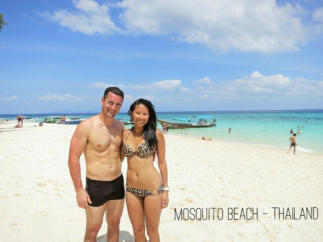 Mosquito Beach, Thailand