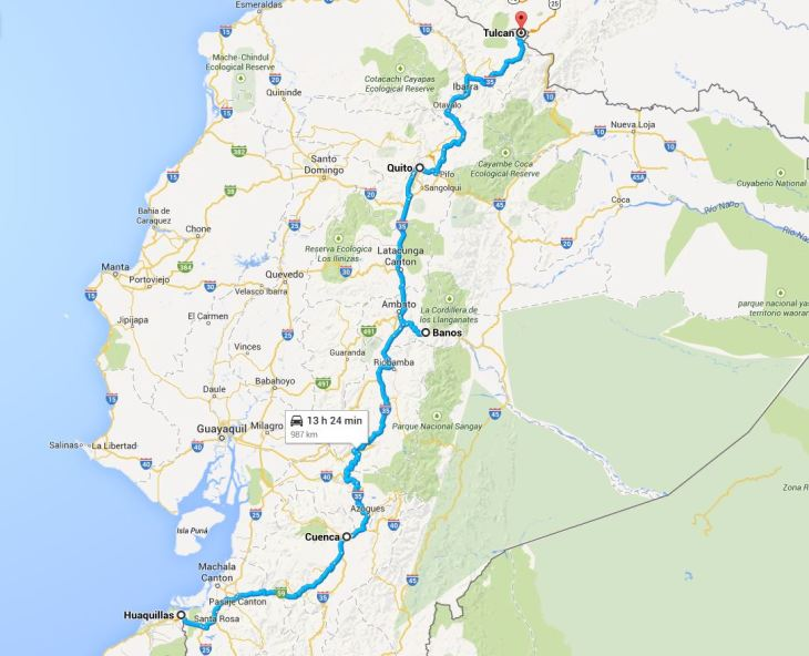 Andean Itinerary