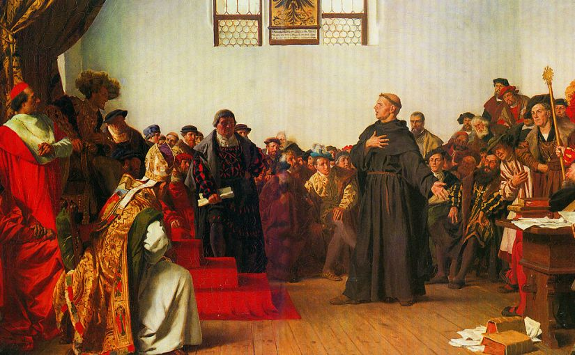 Episode 21 – The Diet of Worms Part 1