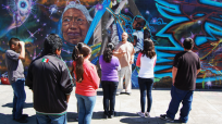 Adopt a Wall...and educate, discuss culture, Source http://crpbayarea.org/