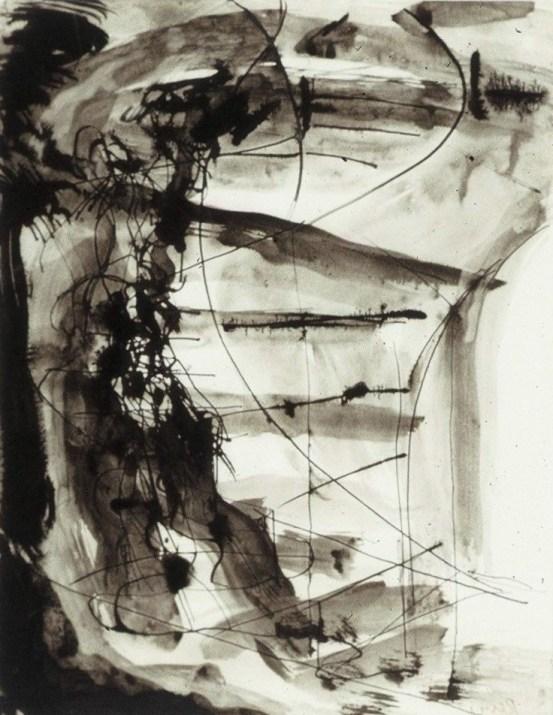 Grace Renzi : N° 114 : 40 x 28 cm.