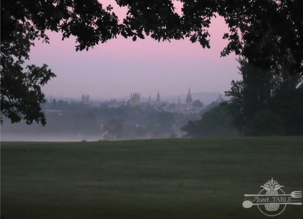Oxford Dawn