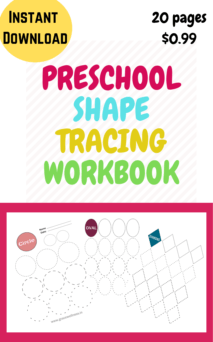 shape tracing worksheets pdf ebook
