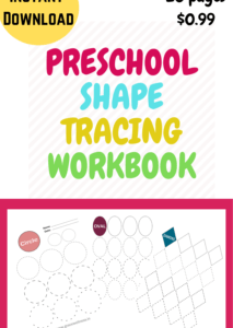 shape tracing worksheets pdf ebook