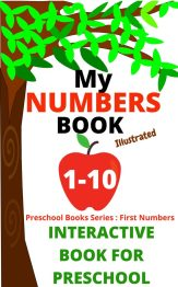numbers ebook for toddlers