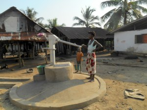 Woman at Well