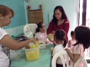 Philippine Kid's Feeding Program 2