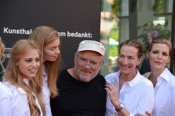 Peter Lindbergh Ausstellung Rotterdam Kunsthal München Nadja Auermann Tatjana Patitz Milla Jovovich 05
