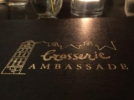 Ambassade Hotel Amsterdam Grachten und Giebel Holland Blog 17