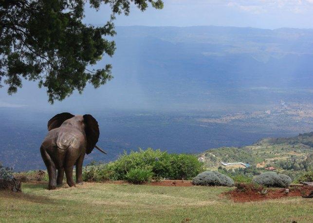 Kerio Valley Kerio View Hotel Kerio View Point Iten Kenya