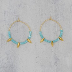 Hoops Blue Curacao