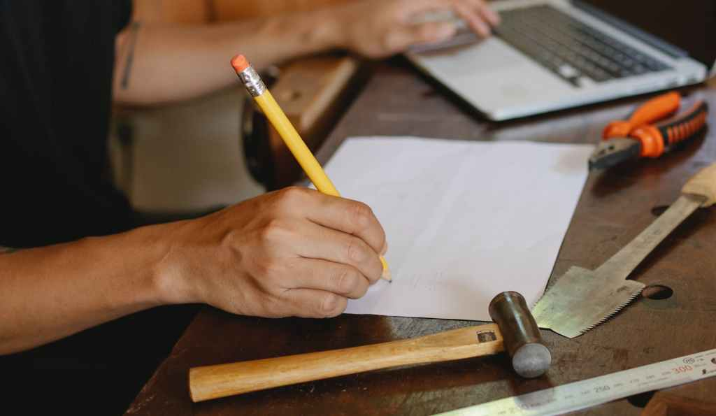 wriiting hacks to stay productive