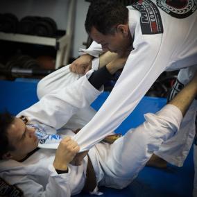 Jiu-Jitsu Gracie no morumbi