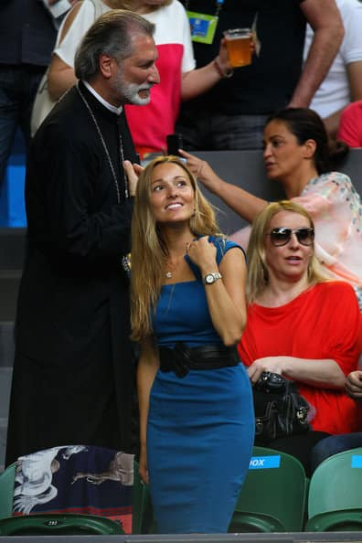 Jelena Ristic – What is The Label Behind The Epic Blue Dress?