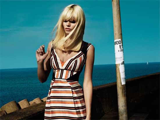 Veronika Maine Australian Summer 2011 Collection 1