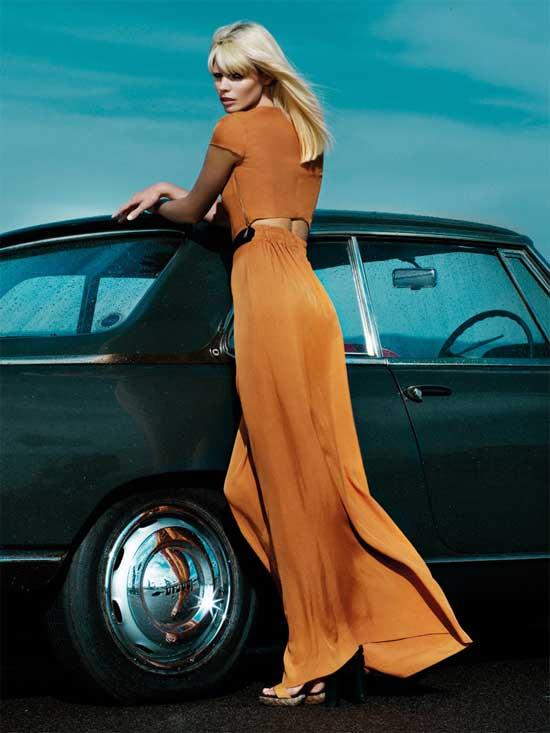 Veronika Maine Australian Summer 2011 Collection 2