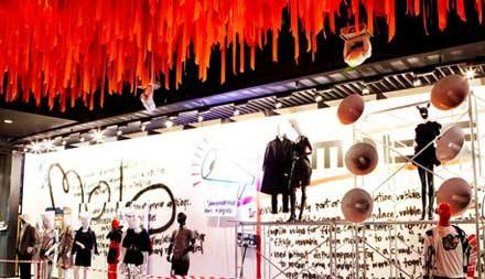MOB-F – Store Showing Bangkok's Up And Coming Designers