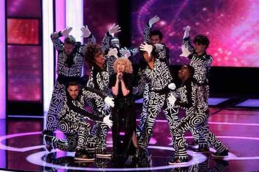 Kylie Minogue kylieX2008 tour