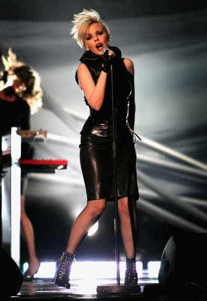 Kylie Minogue Nobel Peace Prize Concert