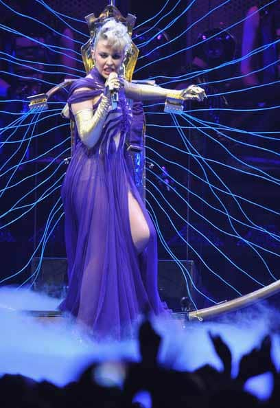 KylieX2008 World Tour Opening