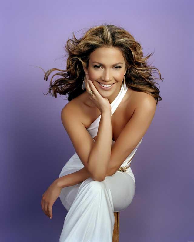 Jennifer Lopez Fashion Icon