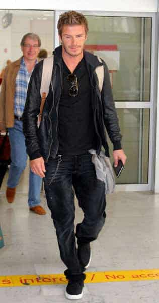David Beckham Fashion Style - For Men To Learn By (12)