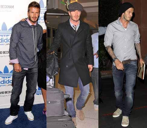 David Beckham Fashion Style - For Men To Learn By (5)