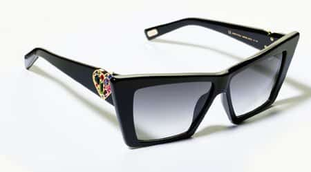 Jewelled Sunglasses - The Only Way to Sparkle and Shine This Summer - Andrew Logan