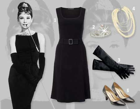 Audrey Hepburn Style - How To Steal it This