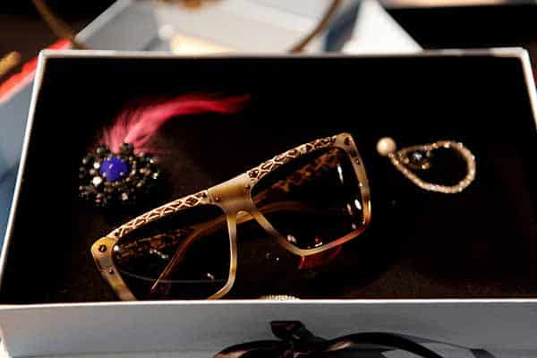 Jewelled Sunglasses - The Only Way to Sparkle and Shine This Summer - Lanvin eyewear