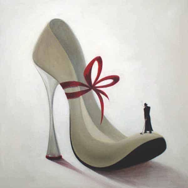 Inna Panasenko – Opulent Fashion Shoe Cards