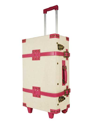 Suitcase Fashion – The Vintage Cases Are Back