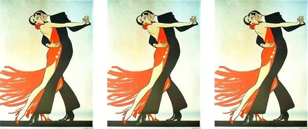 Angela Facchini – Tango Couture Collection 2012