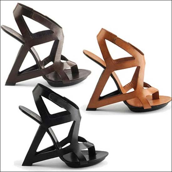 United Nude - The Shoe Designer Who Turned Heartache Into Amazing Shoes