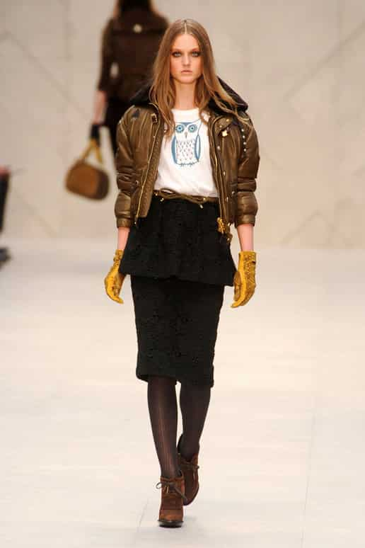 BURBERRY-PRORSUM-FALL-2012 gold jacket