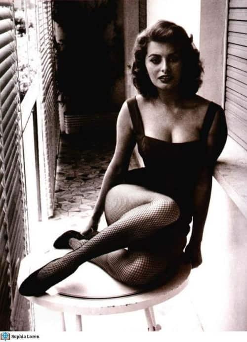 Sophia-Loren,swimwear