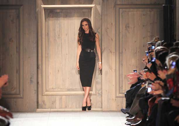 Victoria Beckham - Autumn Winter 2012 Collection