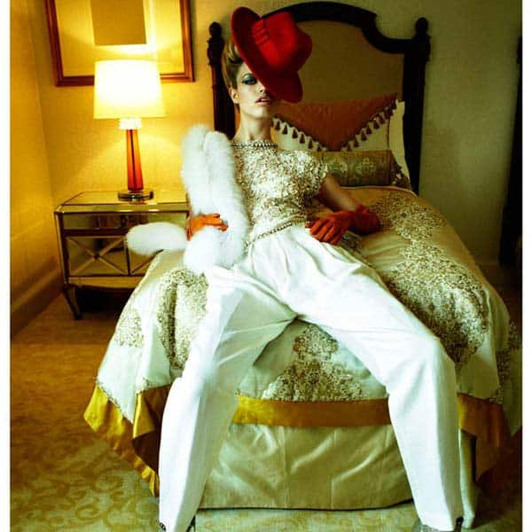 white womens silk suit 2012